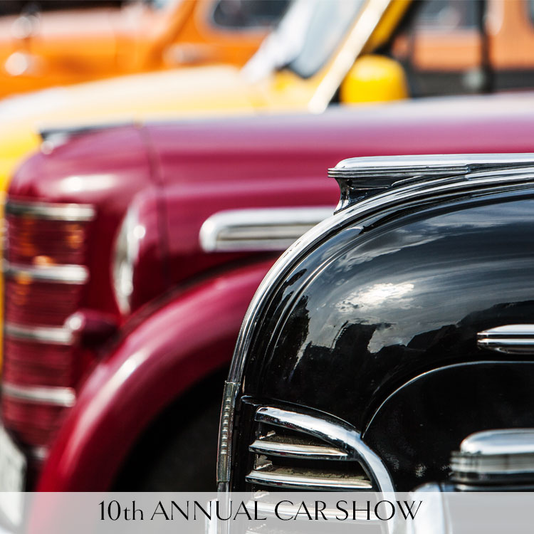 10th Annual Kent Green Car Show