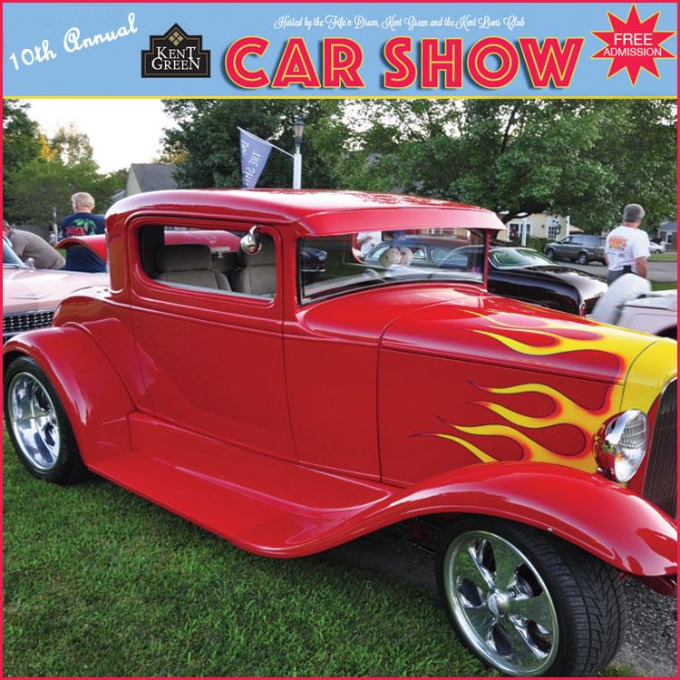 10th Annual Kent Green Car Show