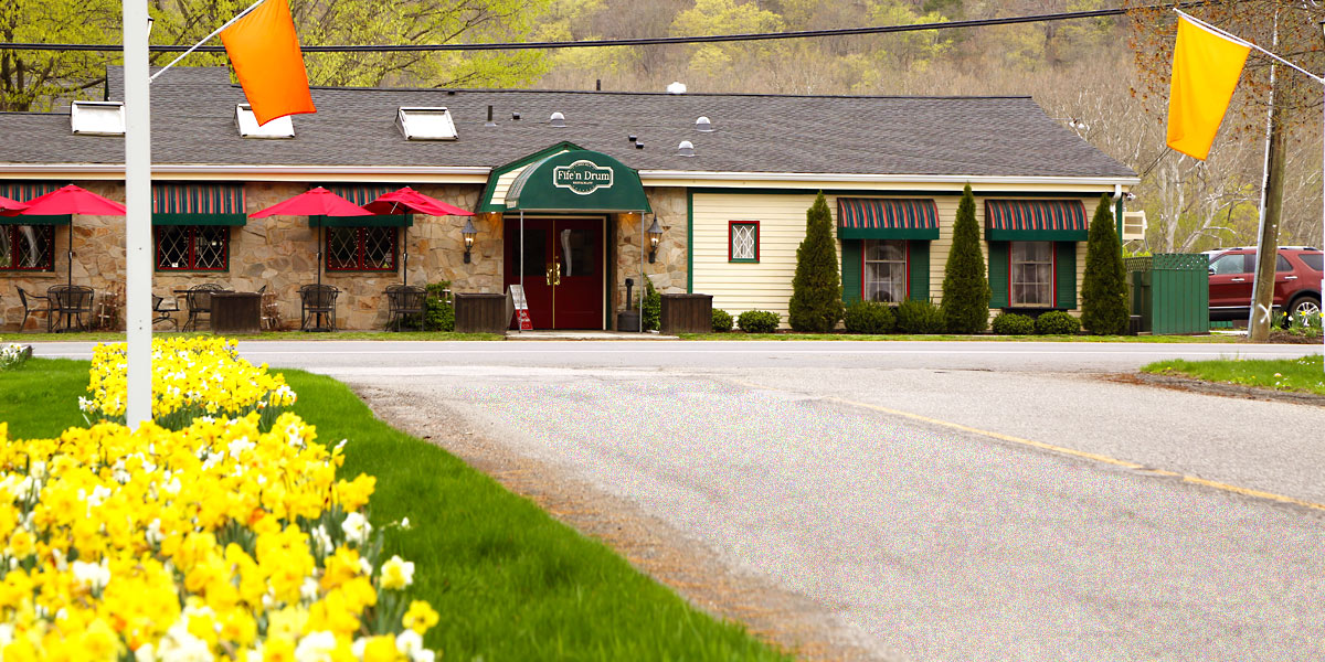 Fife n Drum Inn & Restaurant on Kent, CT