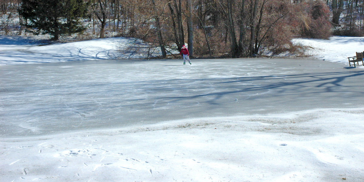 Kent Green Ice Skating