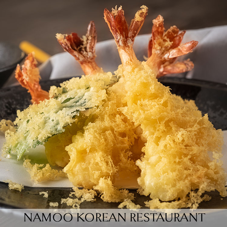 Namoo Korean Barbecue Restaurant