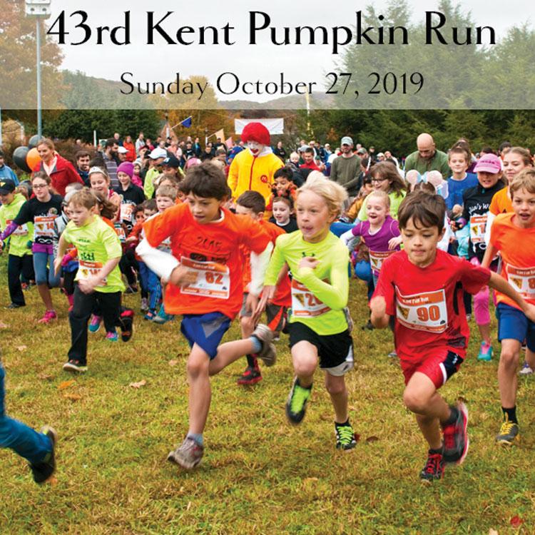 43rd Annual Kent Pumpkin Run!