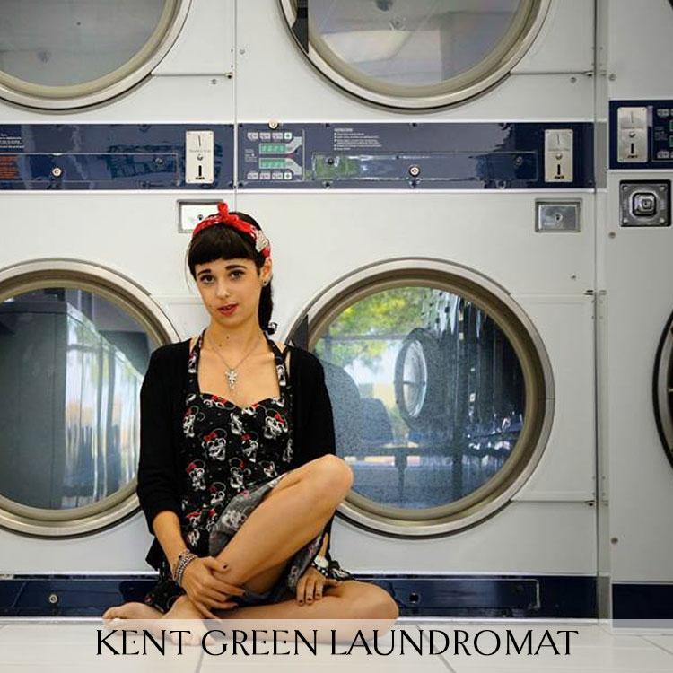 Kent Green Laundromat