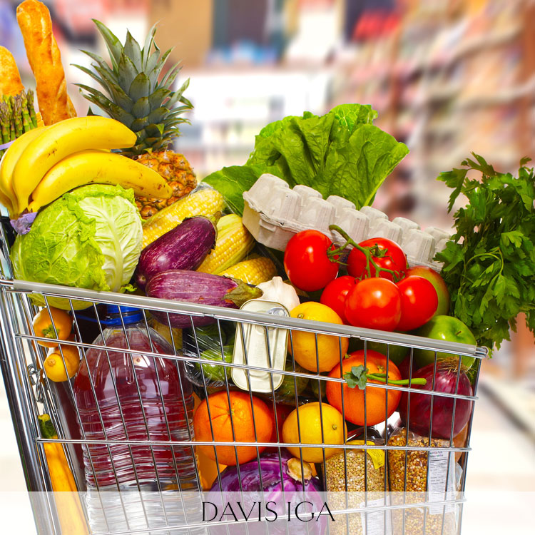 Davis IGA Supermarket