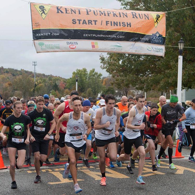 44th Annual Kent Pumpkin Run